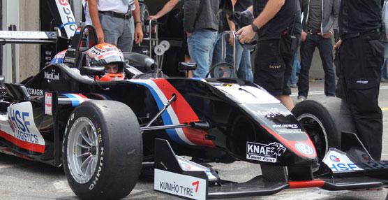 El neumático Kumho ECSTA S700 estará presente en el circuito de Fórmula 3 Zandvoort Masters 2015