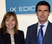 Soria destaca que España es el primer productor europeo de vehículos industriales y el segundo de turismos