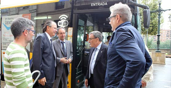 Lleida, primera ciudad de Catalunya en disponer de wifi libre gratuito en la red de autobuses municipales