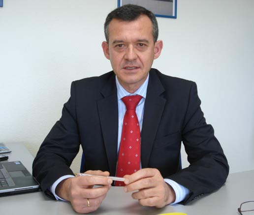 FM Logistic promueve su inventiva con la designación de Cándido Macías como director de Innovación para España y Portugal