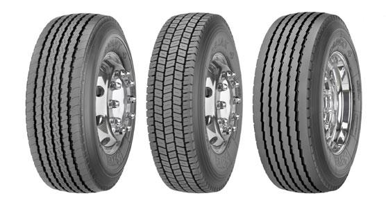 Sava Tires amplía su oferta de neumáticos para camión con nuevas medidas y ventajas para los conductores
