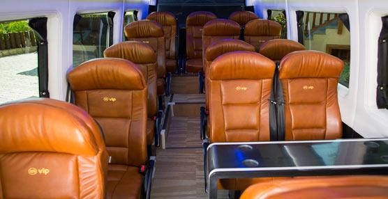 Integralia se presenta con el eslogan 'Precisión, Innovación y Servicio' en Busworld 2015