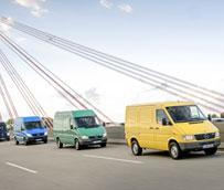 La furgoneta Mercedes Benz Sprinter celebra su 20 aniversario con récord de producción y ventas en el mundo