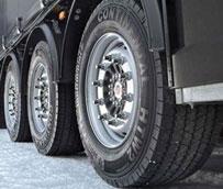 Continental recomienda equipar las flotas con neumáticos de invierno apropiados en todos los ejes
