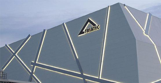 Friatec AG abre un nuevo centro de distribución en la ciudad alemana de Mannheim con la ayuda de Miebach