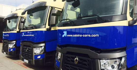 El Grupo Calsina Carré incorpora 10 unidades T 460 Sleeper Cab de Renault Trucks.
