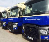 El Grupo Calsina Carré refuerza su flota incorporando 10 unidades T 460 Sleeper Cab de Renault Trucks