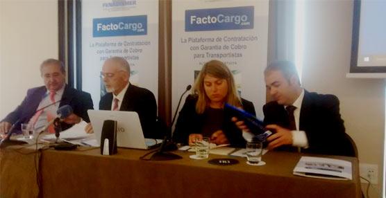 Fenadismer presenta Factocargo, una bolsa de contratación diferente, y comenta temas de actualidad (I)