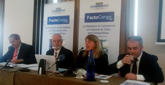 Fenadismer presenta Factocargo, una bolsa de contratación diferente, y comenta temas de actualidad (y II)