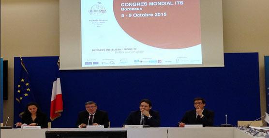El Clúster de Movilidad y Logística de Euskadi será uno de los colaboradores del ITS World Congress de Burdeos