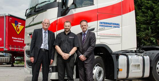 La empresa de transporte Spedition IFL demuestra las ventajas del uso de la Bolsa de Cargas BTC Truck&Cargo® de TimoCom