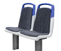 Isringhausen presentará toda la nueva gama de productos de grupo Aunde este año en Busworld Kortrijk