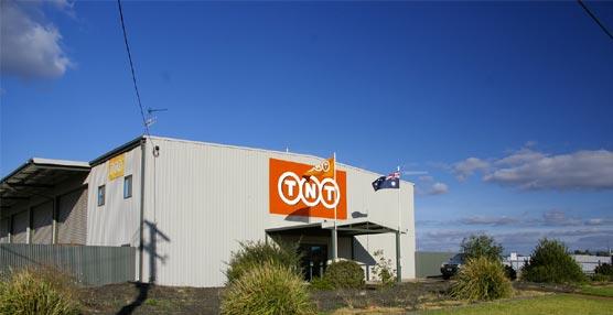 La compañía TNT se adjudica un contrato de cinco años con Harding Safety
