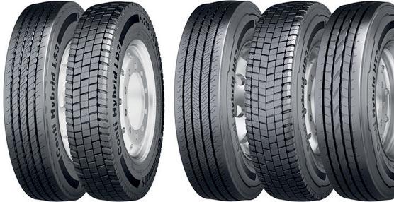 Continental realizará una gira por toda España con el fin de presentar su nueva gama de neumáticos Conti Hybrid