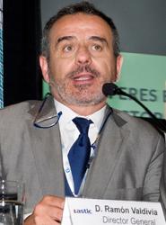 Ramón Valdivia es el director general de Astic.