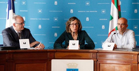 Dbus presenta junto al Ayuntamiento de San Sebastián el proyecto REPLICATE para el desarrollo de un modelo de ciudad inteligente.