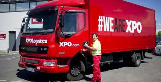 XPO Logistics lanza un nuevo servicio de transporte LTL.
