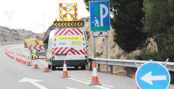 Fomento licita trabajos de conservación de vías por importe de 3,30 millones de euros en siete provincias españolas