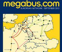 Megabus.com anuncia nuevas rutas en Francia y amplía el número de destinos disponibles desde Barcelona