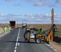 Fomento, a través de SEITT, licita obras de conservación de carreteras por 3,30 millones de euros
