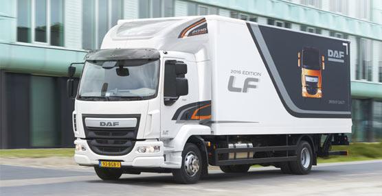 DAF presenta el LF Edición 2016, un extenso programa de innovaciones para maximizar la eficiencia de sus vehículos
