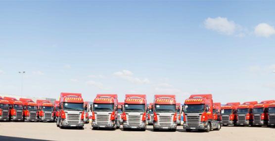 Carreras Grupo Logístico adquiere 85 camiones Scania R 450 con motor Euro 6, con los que reducirá sus emisiones