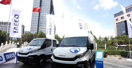 El fabricante Iveco decide llegado el momento de introducir el Nuevo Daily en el mercado chino
