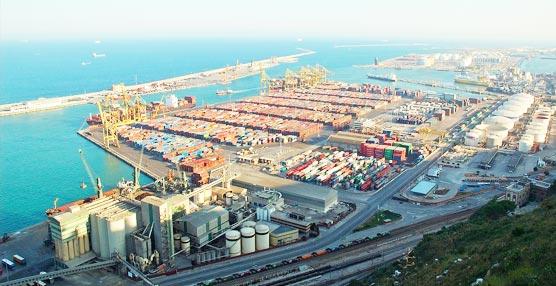 La contratación de espacio logístico en Barcelona roza el medio millón de metros cuadrados de enero a septiembre de 2015