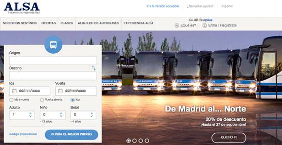 ALSA busca mejorar su servicio de atención al cliente de la mano de la compañía española Inbenta