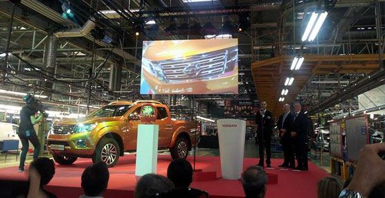 Comienza la producción del nuevo Navara en Barcelona una nueva era en el segmento de los pick-up