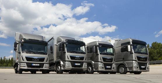 Informe TÜV 2015: MAN vuelve a conseguir los mejores valores y a renovar su posición puntera como fabricante de camiones