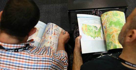 La mayor cita de los mapas inteligentes y la transformación digital reunirá en Madrid a más de 2.000 profesionales