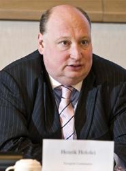 El estonio Henrik Hololei es el nuevo director general de la DG MOVE de la Comisión Europea