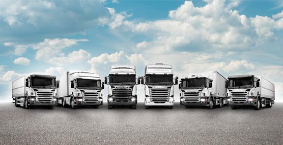 Nuevo camión híbrido de Scania para la distribución urbana lidera su oferta de combustibles alternativos