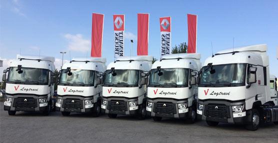 Logitravi renueva su confianza en Renault Trucks adquiriendo otras 20 tractoras T460 Sleeper Cab
