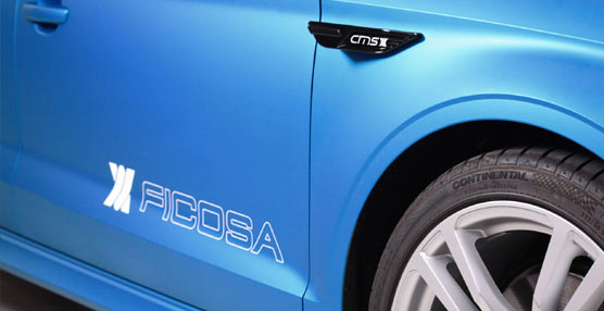 El proveedor global Ficosa desarrolla un retrovisor electrónico integrado por cámaras y pantallas