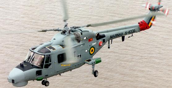 AgustaWestland confía en XPO Logistics para el almacenamiento y transporte de ocho helicópteros