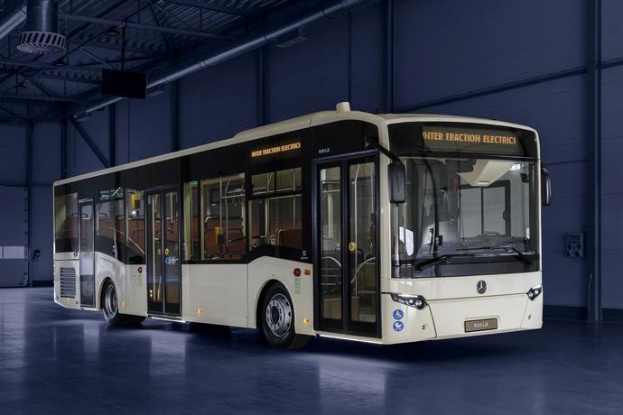 Daimler Buses España recibe de Hungría un pedido de 80 chasis Euro VI