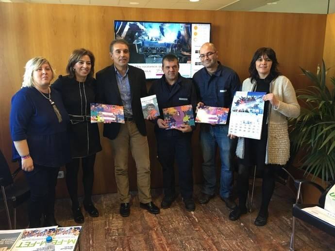 UniCarriers y sus empleados apoyan dos proyectos solidarios