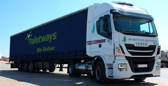 Palletways lanza su nueva plataforma online