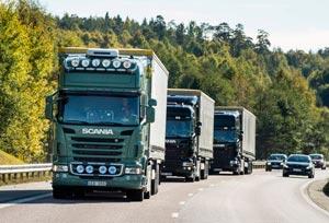 El laboratorio de Scania libre de emisiones
