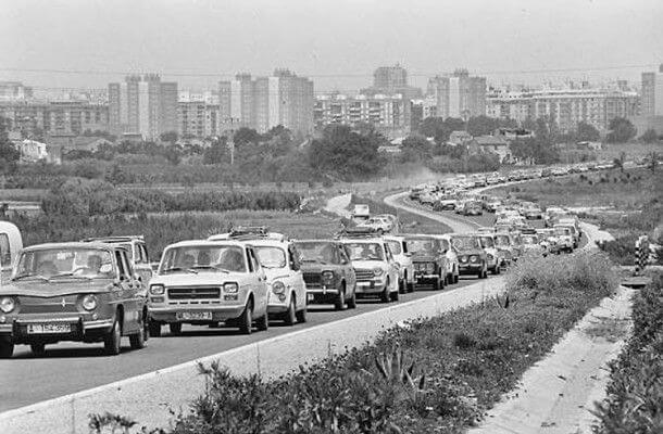 Las siete décadas prodigiosas de la Asociación Española de la Carretera (AEC)
