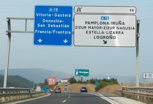 Publicadas las restricciones anuales de circulación para camiones en el País Vasco