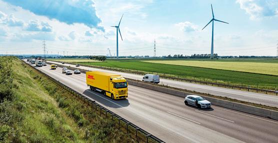 DHL facilita la planificación de envíos LTL