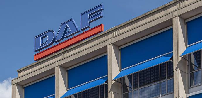 DAF refuerza su posición en el pasado 2020