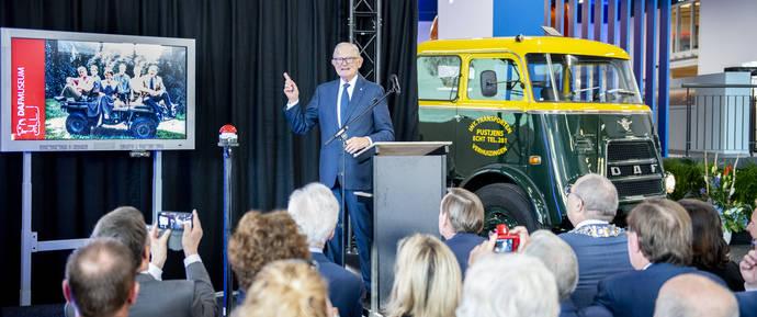 DAF inaugura su recientemente renovado museo