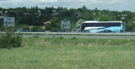 El autobús transporta en España a más de 192 millones de turistas