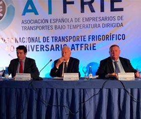 La XLI Asamblea de ATFRIE bate el récord de asistentes