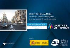 El evento se celebrará el 12 y 13 de noviembre en Madrid.