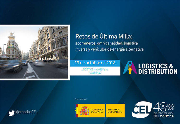 CEL será 'partner' de la Logistics & Distributions 2018